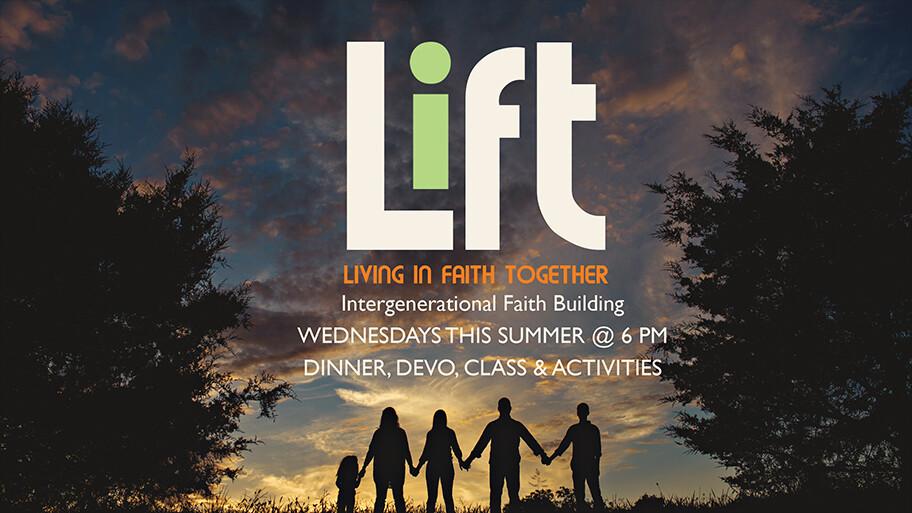 LIFT | Intergenerational Bible Study