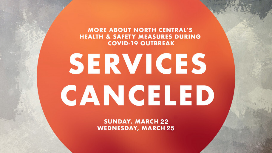SERVICES CANCELED