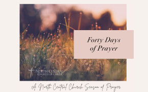 40 Days of Prayer - Day 1 - A Prayer for Righteousness and Justice